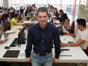 Alberto serrano i preferred working in privalia to for Privalia barcelona oficinas