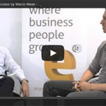 La pasión como clave del éxito por Marco Meier