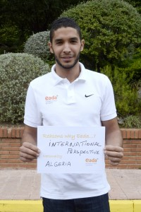 Chakib Haouada, International MBA 2015