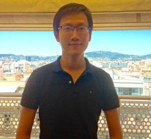 Hongtao Gao, Master en Finanzas 2015