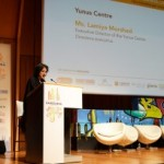 The Yunus Social Business Centre of Barcelona aims to promote the setting up of social companies by young entrepreneurs