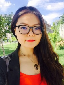 ZOE CHEN ZENG, International Master in Tourism and Hospitality Management