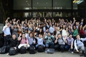 International MBA Class 2016