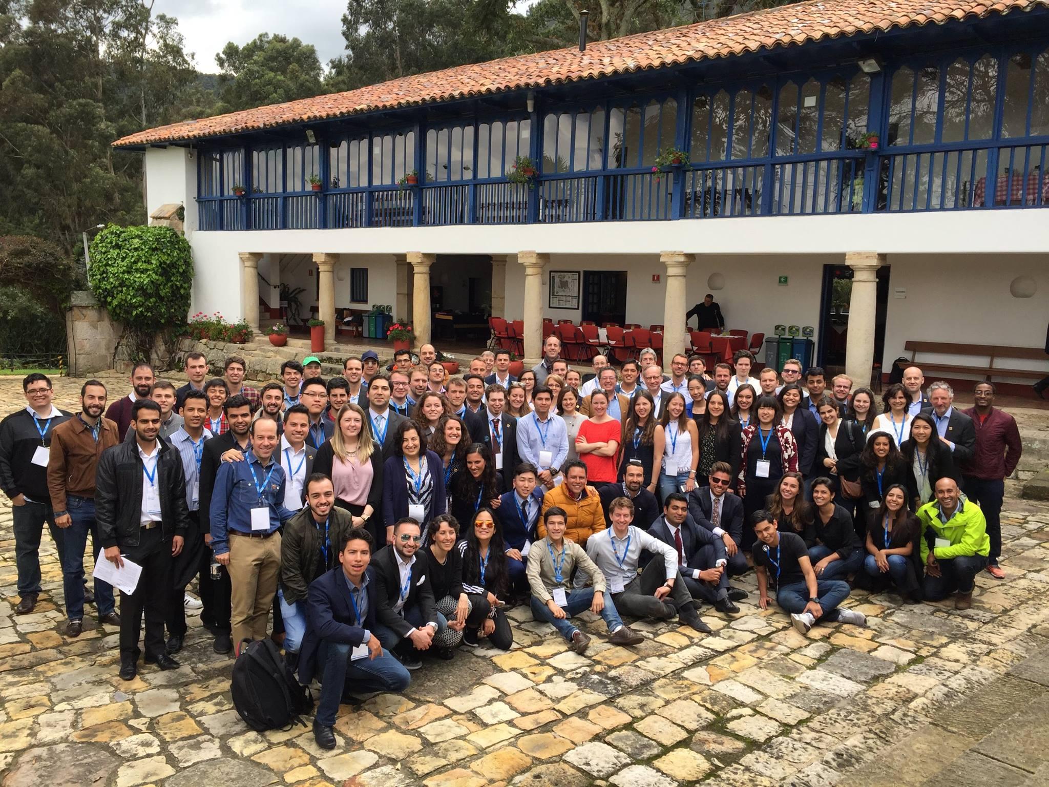 Participantes del Negotiation Challenge 2017 se reúnen en Bogotá, Colombia