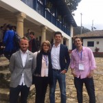MBA Negotiation Challenge participants share their experience in Bogota