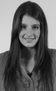 Camila Cardenas, Graduada del programa Master Internacional en Marketing-Bilingüe, 2017.