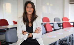 Maria Briones, MBA Alumni Class of 2014