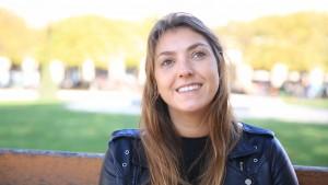 Isabella en Place de Vosges, París