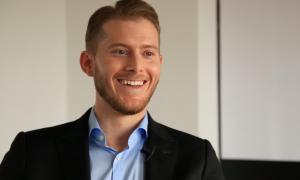 James Delaney, International MBA graduate 2016