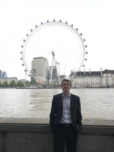 Daniel Hernan, MBA Alumni, Class 2017